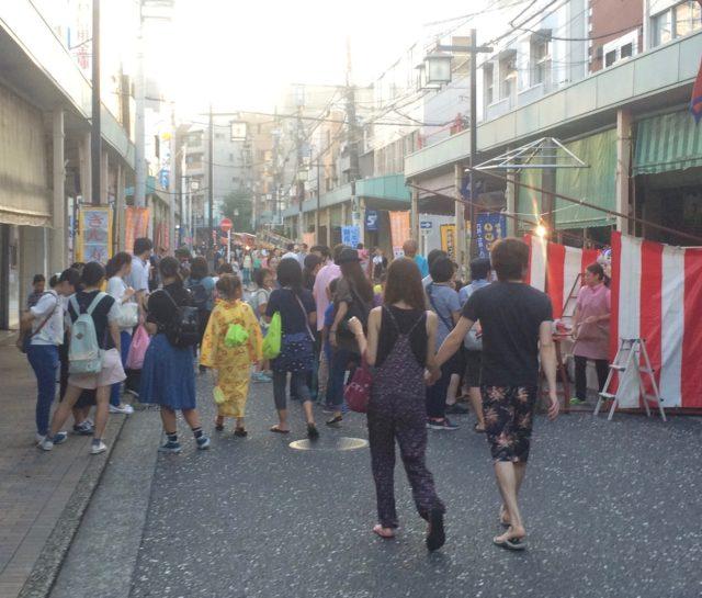 横浜西区ドットコム藤棚商店街祭り