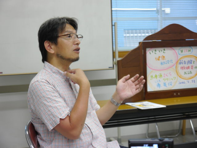 ヨコハマニシクドットコム医療イベントいきいき健康相談会