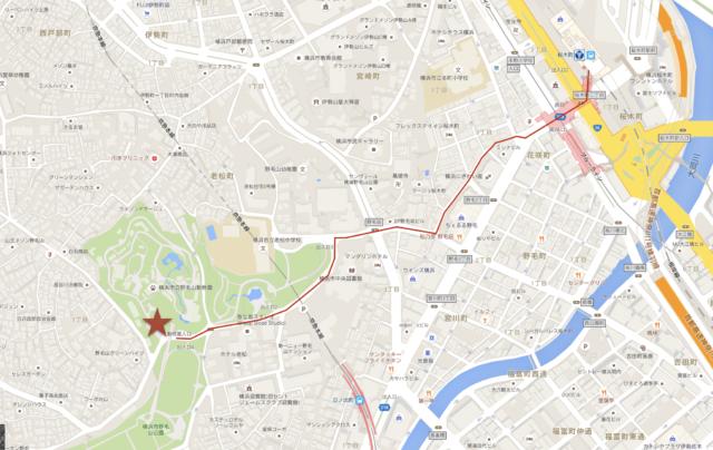 横浜西区.com野毛山動物園行き方