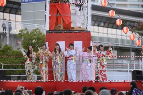 横浜西区の駅周辺情報横浜西区ドットコム盆踊り