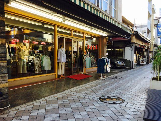 西横浜駅藤棚商店街周辺情報ムサシヤ